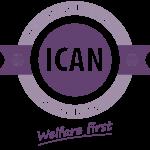 ICAN Logo member